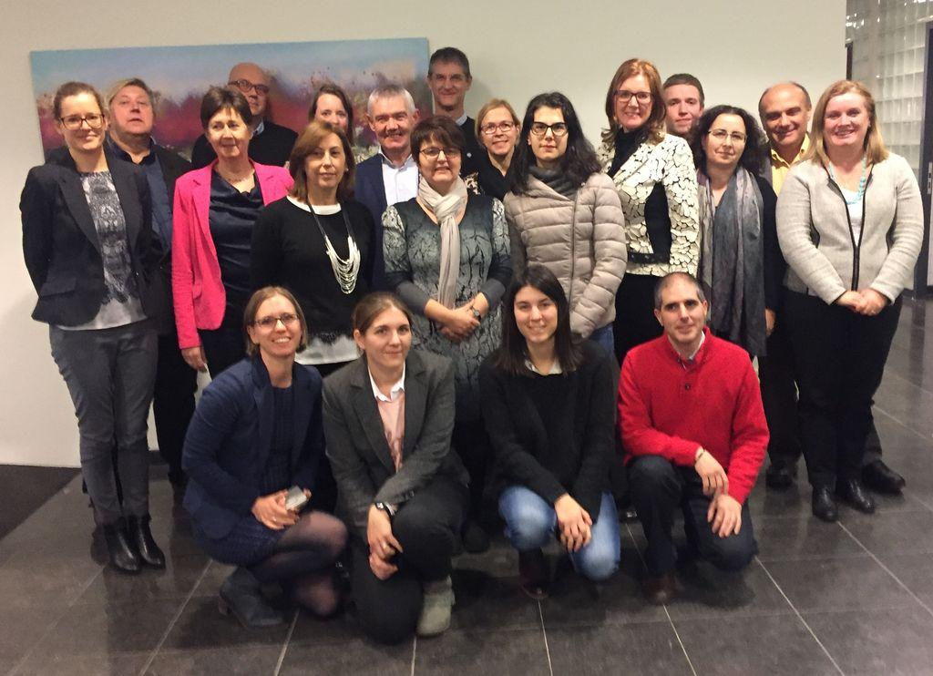 Kick-off meeting GirlsTech in Amsterdam, 29, 30.11.2016