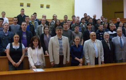 Deschiderea anului universitar 2011-2012