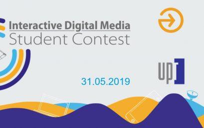 IDMSC 2019 Interactive Digital Media Student Contest