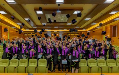 Ceremonia de absolvire ID/IFR – promoția 2019