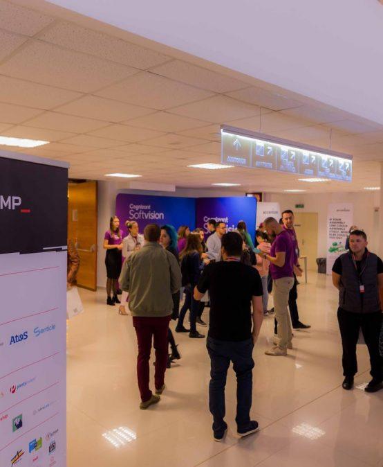 Codecamp 2019 a reunit peste 500 de entuziaști în IT la UPT