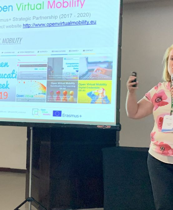 Diana Andone – despre MOOC's și Open VM la IEEE ICALT 2019, în Maceio, Brazilia