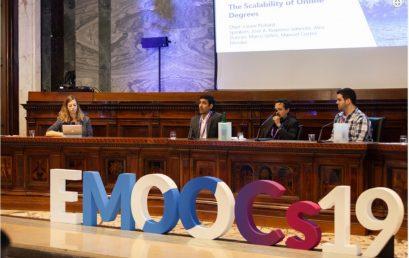 Dr. Diana Andone, despre Open VM Learning Hub la EMOOCs 2019