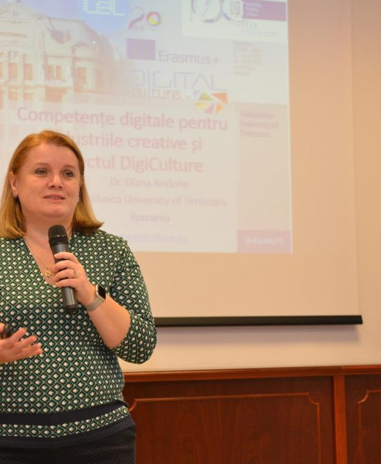 Workshop Digital Skills and Competences – Digital Culture, Europeana și Timișoara 2021