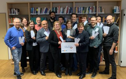 Cea de-a III-a întâlnire de proiect DigiCulture a avut loc în Graz