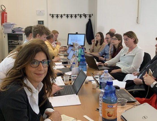A doua întâlnire de proiect DigiCulture a avut loc la Roma