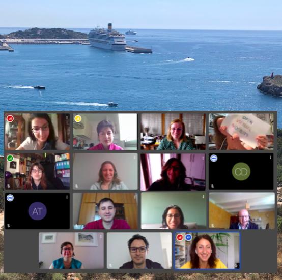 Cea de-a VI-a întâlnire transnațională Open Virtual Mobility a avut loc online