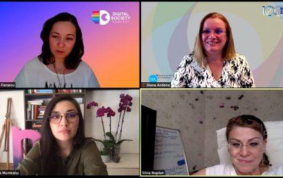 Dr. Diana Andone –despre Edu&Tech în primul episod Digital Society Podcast