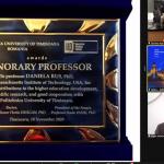 Webinar #impreunaonline: Inteligența artificială și impactul în societate – cu Prof. Daniela Rus, MIT