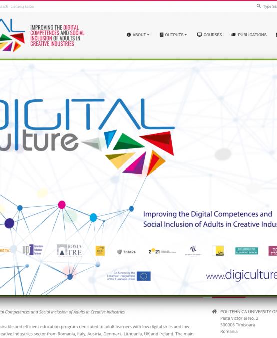 """DigiCulture în top 10 proiecte de bună practică la conferința dedicată Erasmus+ """"Învață mai departe"""""""