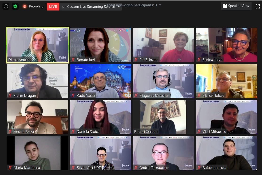 Webinar #onlinetogether: Digital stories in the Jecza Museum