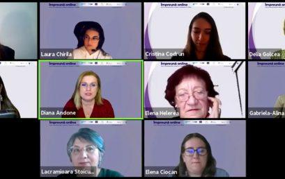 #impreunaonline webinar: International Girls and Women in STEM Day