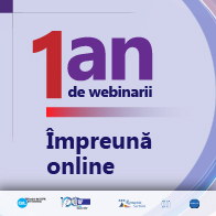 Un an de webinarii Împreună Online