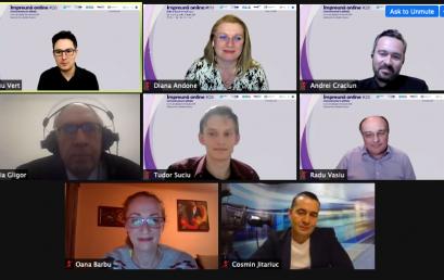 Webinar #impreunaonline: Comunicarea în știință – Cum să câștigi FameLab 2021 – Science for a better future